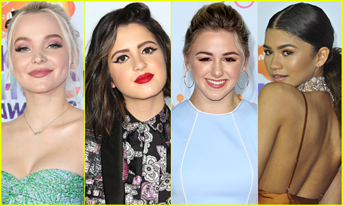 ICYMI: The 10 Best (Female) Looks at the Kids' Choice Awards!