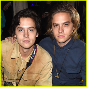 Cole & Dylan Sprouse Joke About 'Suite Life' Days
