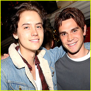 Cole Sprouse Hacked KJ Apa & It's Pretty Spectacular