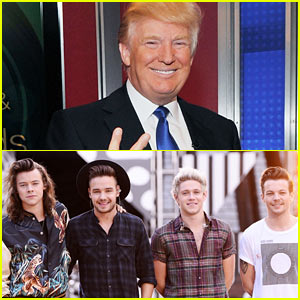 Liam Payne Says One Direction Was Asked to Leave Trump's Hotel