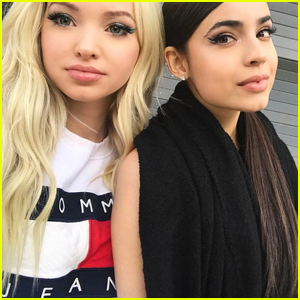 Dove Cameron & Sofia Carson Team Up For New Secret Project!