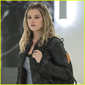 Eliza Taylor Loved Shooting Tonight's Episode of 'The 100' - Sneak Peek!