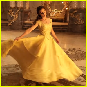 The 'Beauty & The Beast' Cast Can't Stop Raving About Emma Watson as Belle
