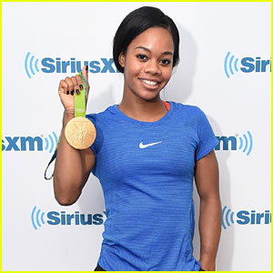 Gabby Douglas's High School Experience Sucked