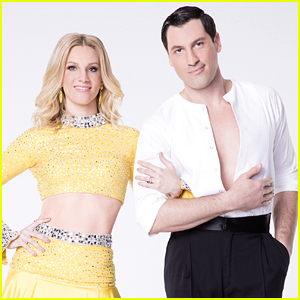 Maksim Chmerkovskiy Addresses The 'Unfair Advantage' Comments About Heather Morris