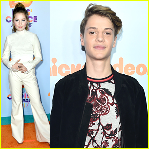 Jace Norman Wins Favorite TV Actor at KCAs 2017!