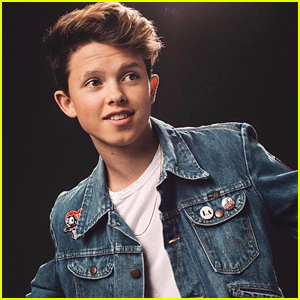 EXCLUSIVE: Jacob Sartorius Is Performing at the Kids' Choice Awards 2017!