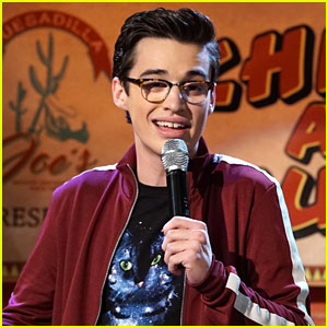 Liv and Maddie's Joey Bragg Knows Exactly Where Joey Rooney Is in 10 Years