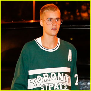 Justin Bieber Chows Down on Sushi Before Sao Paulo Concert