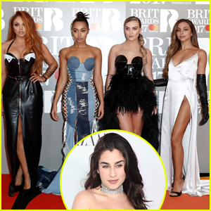 Lauren Jauregui Sends Her Love to Little Mix