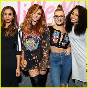 Little Mix Offer Up Advice To Louis Tomlinson's New Girl Group: 'Stick Together'