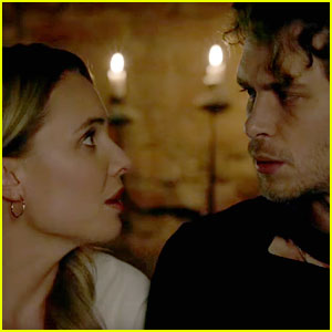 Cami Gives Klaus Important Advice in New 'Originals' Extended Trailer
