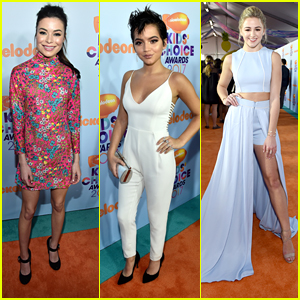 There Was A Cool Patriotic Fashion Trend At The KCAs 2017!