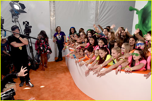 JJJ at 'Kids' Choice Awards': Live Coverage From the Orange Carpet Tomorrow!