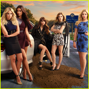The 'Pretty Little Liars' Finale Will Feel Like a Movie & Feature a 'Huge Twist'