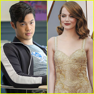 'Riverdale' Actor Ross Butler is Obsessed With Emma Stone