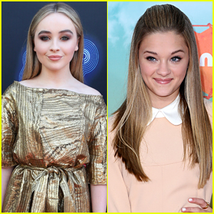Sabrina Carpenter & Nickelodeon's Lizzy Greene Are Pretty Much Twins & We Have Proof!