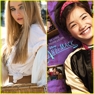 Sabrina Carpenter Sings 'Andi Mack's Theme Song!