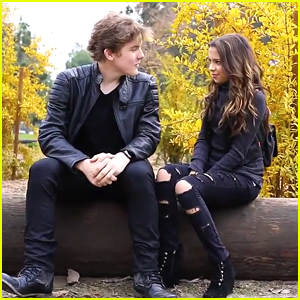 Discovered: 'Henry Danger's Sean Ryan Fox Drops 'Perfect Crime' Video with Cree Cicchino