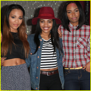 Sierra McClain Reflects on Working With Sisters China & Lauryn