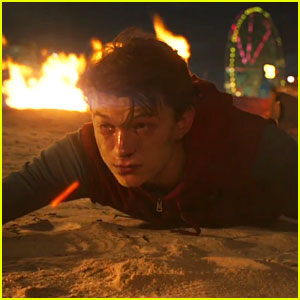 Tom Holland's 'Spider-Man' Trailer Has Tons of New Footage - Watch Now!