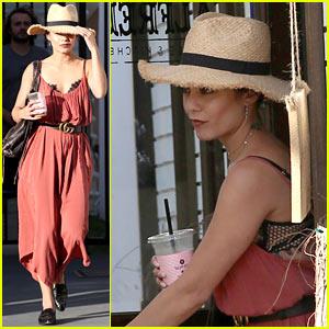 Vanessa Hudgens Totally Slays Her Boho Street Style