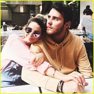 Zoella Shares Adorable Lunch Date Selfie With Boyfriend Alfie Deyes