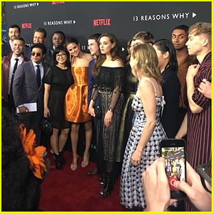 '13 Reasons Why' Cast Really Bonded With Each Other While Filming