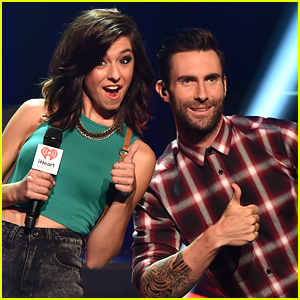 Adam Levine Pays Tribute to Christina Grimmie on 'The Voice' (VIDEO)