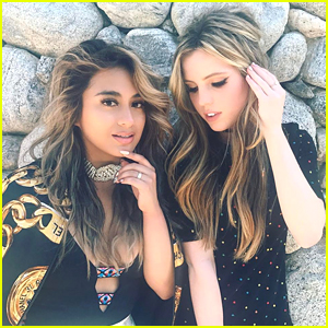 Fifth Harmony's Ally Brooke & BFF Sydney Sierota Head to Coachella Together