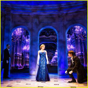 Anastasia Hits Broadway Soon - First Look Photo!