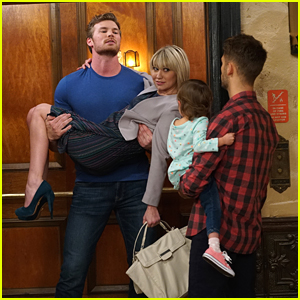 Riley & Danny Both Get Parenting Cold Feet on Tonight's 'Baby Daddy'