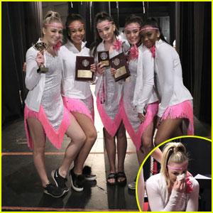 Chloe lukasiak kendall vertes kalani hilliker announce south chloe lukasiak gets nose bleed while filming dance moms episode m4hsunfo