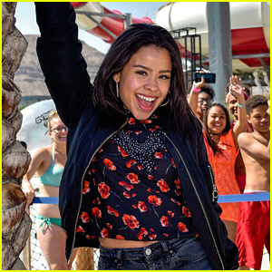 Cierra Ramirez Kicks Off Spring Break in Vegas