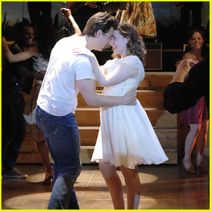 'Dirty Dancing' Stars Abigail Breslin & Colt Prattes 'Time Of Your Life' Dance Is Even Magical In Pics!