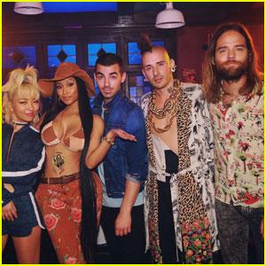 DNCE Set to Drop 'Kissing Strangers' Single (feat. Nicki Minaj) This Friday!