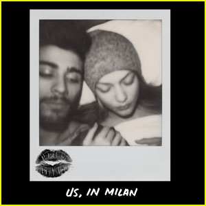 Gigi Hadid Shares Intimate Photos For New Journal - Zayn Malik Included!