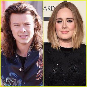 Harry Styles Once Got a Very Interesting Birthday Gift From Adele