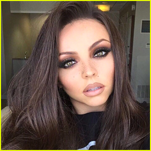 Little Mix's Jesy Nelson Says Goodbye To Red & Hello To Brunette!