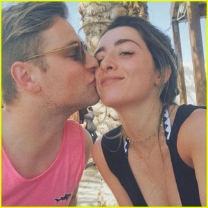 YouTube Stars Lauren Elizabeth & Cameron Fuller Are Totally Dating