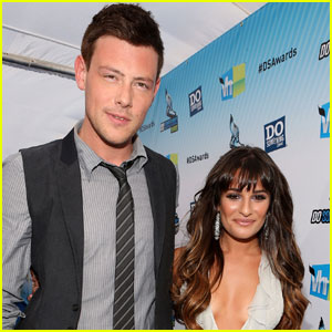 Lea Michele Writes Love Song About Cory Monteith Called 'Hey You'