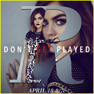 Lucy Hale Was The Only Star Who Didn't Audition For 'Pretty Little Liars'