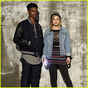 Olivia Holt's New Series 'Cloak & Dagger' Gets First Look Trailer - Watch!