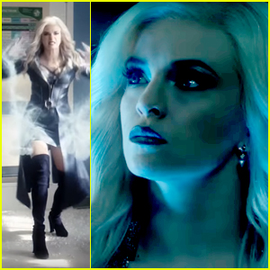 'The Flash's Danielle Panabaker Just Made The Best 'Frozen' Joke About Killer Frost