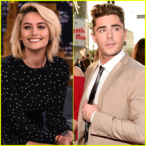 Paris Jackson Wants You To Know She Is Not Dating Zac Efron