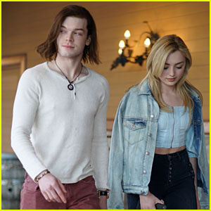 Peyton List & Co-star Hang Offset of Their New YA Thriller