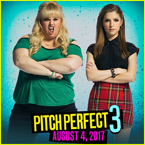 'Pitch Perfect 3' Cast Celebrates End of Filming Aca-mazing Movie