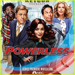 Vanessa Hudgens' 'Powerless' Removed From NBC Schedule