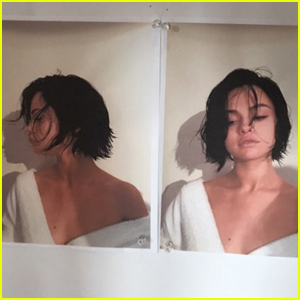 Selena Gomez Debuts a Brand New Super Short Haircut!
