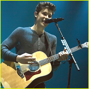 Shawn Mendes Finds His Song Inspiration Almost Everywhere He Goes